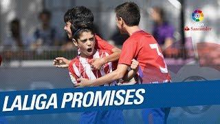 Resumen de Octavos y Cuartos IV Torneo Internacional LaLiga Promises
