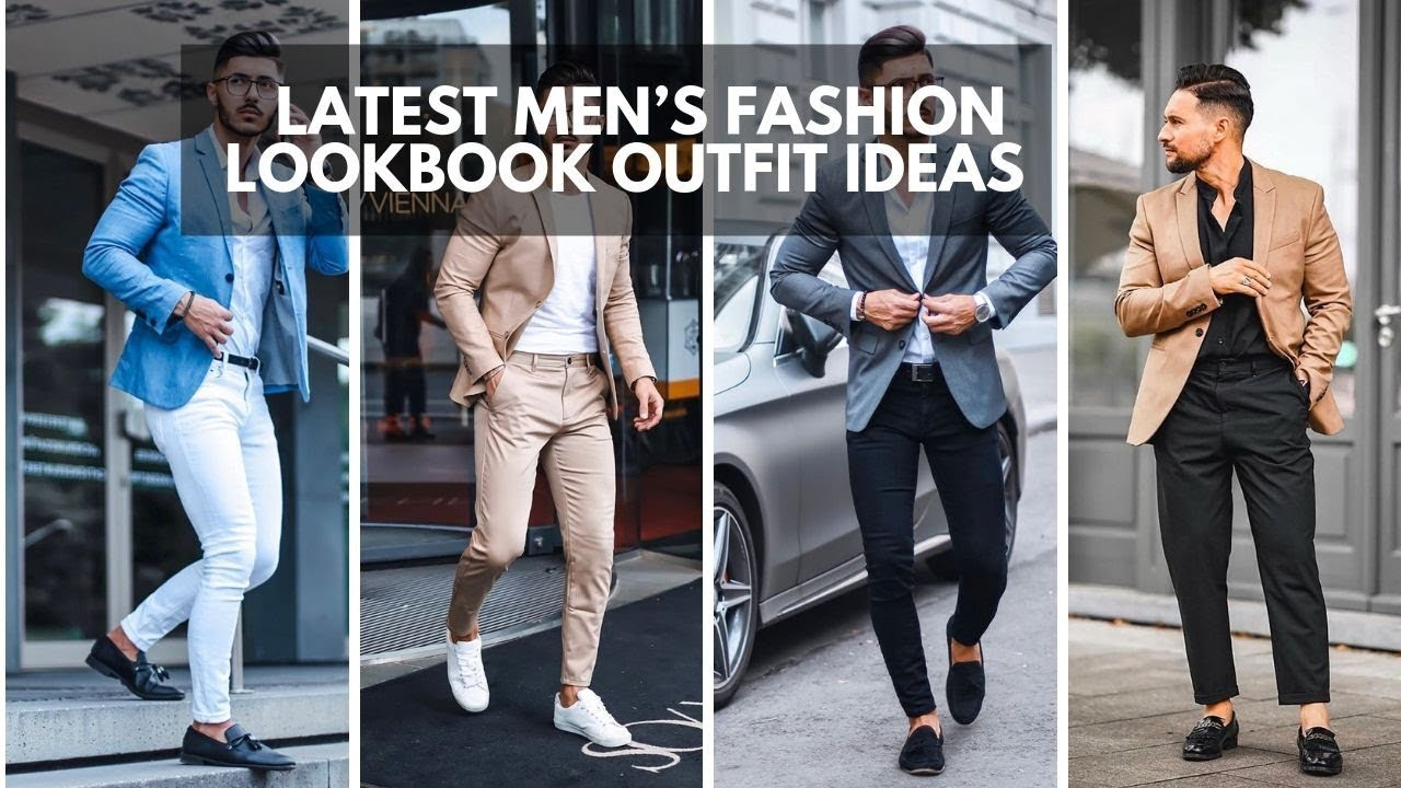 Latest Formal Outfits For Men | Best Formal Style 2019 | Men Fashion Lookbook Inspiration 3