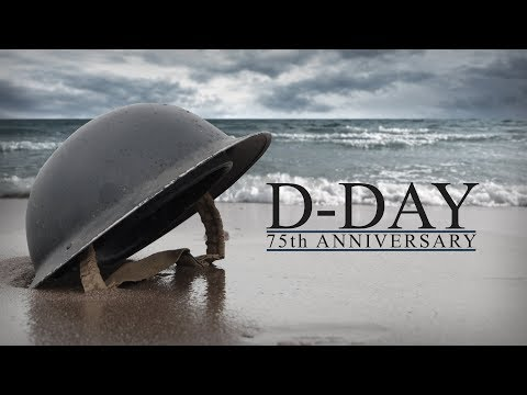 Live: Commemorations In France Mark 75th Anniversary Of D-Day | ITV News