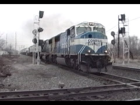 Marion Ohio Railroading in 1999