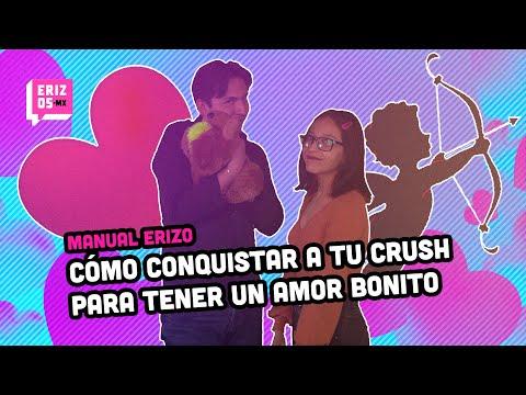 Formas de conquistar a tu 'crush' este Día de San Valentín | Manual Erizo | Erizos