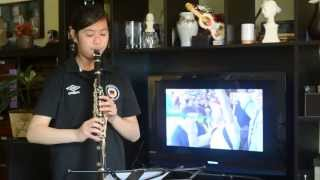 German National Anthem Clarinet