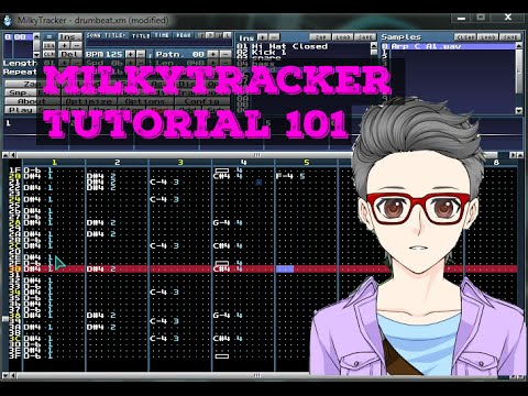 Getting Started With Milkytracker | Milkytracker Tutorial 101