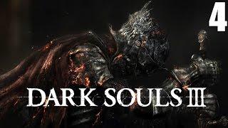 Dark Souls 3 #4 BOSS: Vordt vom Nordwindtal || Gameplay German | Let's Play Deutsch