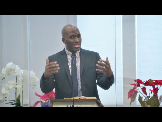 Fitz Anderson - Dysfunctional Disciples (Sabbath Service 01-30-2021)