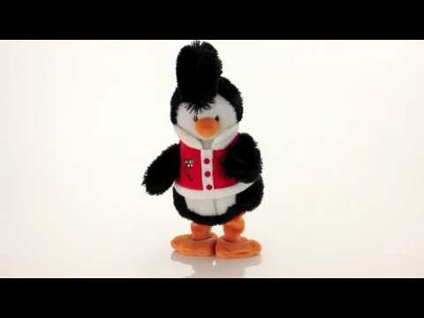 Mr. Cool Penguin Animated Stuffed Animal by GUND