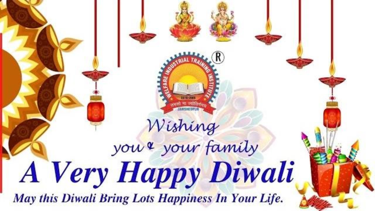 WISH YOU & YOUR FAMILY A HAPPY DIWALI | Best Training Institute In India| Best Safety Institute|