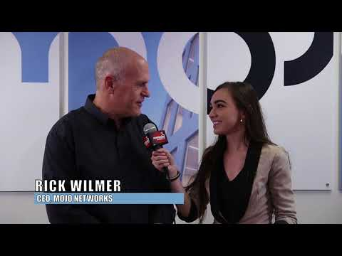 Rick Wilmer, CEO Mojo Networks Interview | WPA2 KRACK Attacks