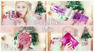 One of Charlie Joe's most viewed videos: New York Haul Part 1 - Bath & Body Works, Sephora, Forever 21, H&M| Sofairisshe