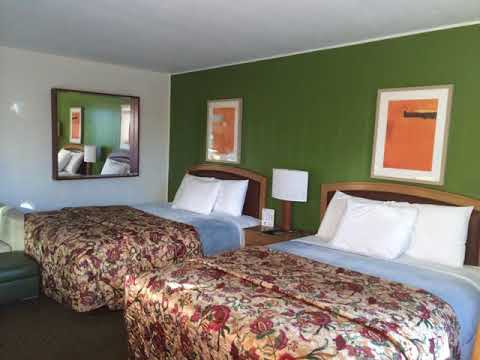 Alamo Motel Sheridan Wyoming United States Youtube