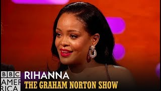 Rihanna Keeps Stealing This One Specific Thing - The Graham Norton Show