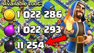 11,000+ DARK ELIXIR in ONE RAID!  TH12 Farm to Max | Clash of Clans