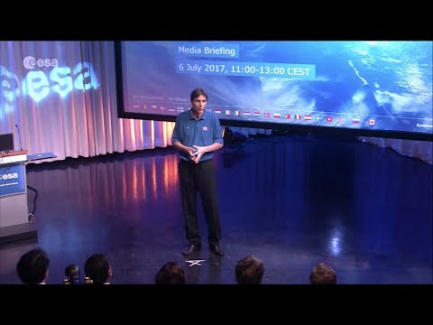 BepiColombo - media briefing replay