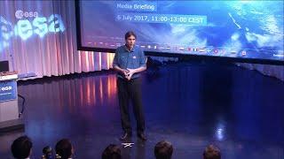 BepiColombo - media briefing replay
