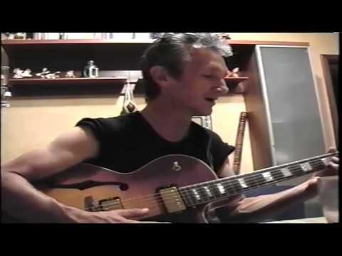 GIGI CIFARELLI,filosofia e consigli musicali.lezione chitarra jazz