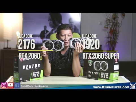 #RTX 2060 SUPER vs RTX2060 vs RTX 2070 gaming test thumbnail