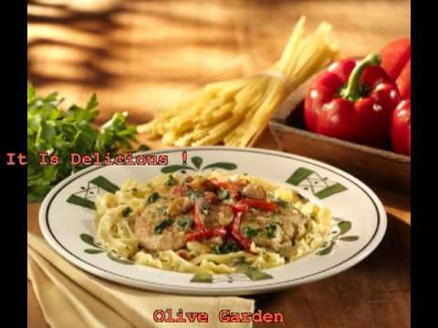 Olive Garden Delicious Italian Food Youtube