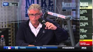 "Mike Francesa challenges fellow CBS hosts: ""Bring"