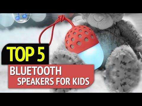 top-5:-best-bluetooth-speakers-for-kids