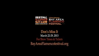 10th Annual Bay Area Flamenco Festival