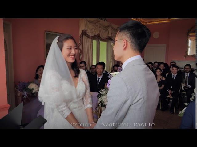 Wadhurst Castle Wedding Film by Ioannis Crouch