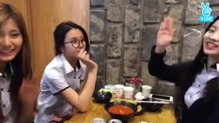 ENG SUB Twice - Tzuyu Dahyun Chaeyoung VLIVE #TwiceVLive