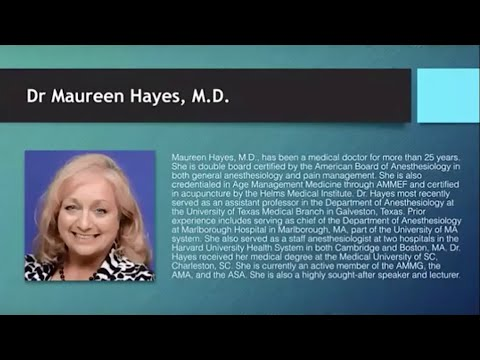 Dr Maureen Hayes Shares The Power Of ASEA Redox