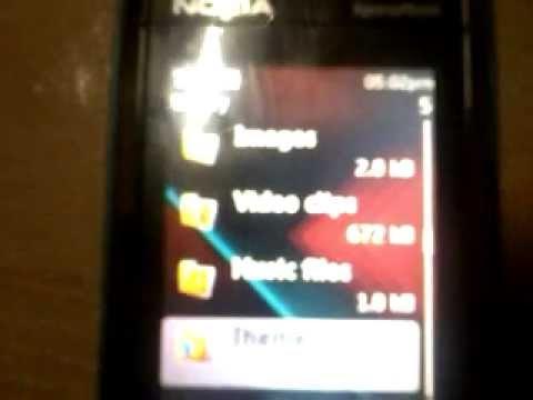 Nokia 5130 xpressmusic white screen problem repaired(read description)