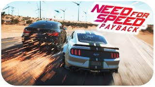 NEED FOR SPEED PAYBACK GAMEPLAY - Highway Heist Mission Gameplay