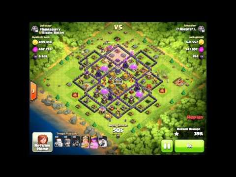≈1.4 million total resources raid, using HogBrach