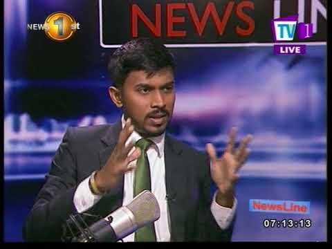 News Line TV1 18th September 2017