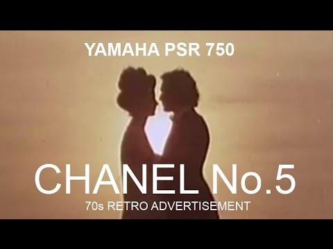 CHANEL No5 - ART GALLERY - MUSIC - YAMAHA PSR 750 + MOX
