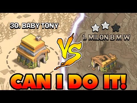THE BOTTOM PLAYER Vs THE TOP PLAYER IN CLAN WAR!! | Clash Of Clans