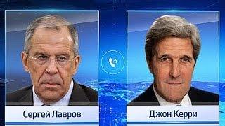Лавров и Керри   ситуация на Украине  30 05 2015