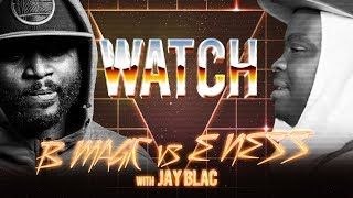 Baixar WATCH: B MAGIC vs E NESS with JAY BLAC