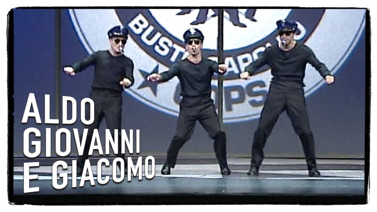 Download Busto Garolfo Cops | Aldo Giovanni e Giacomo - Tel chi el telun