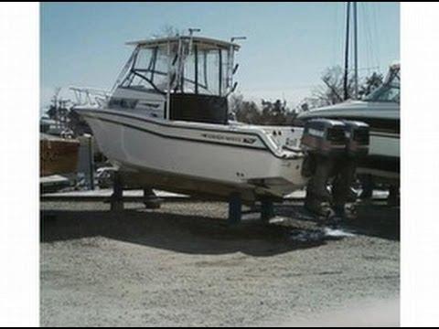 [SOLD] Used 1995 Grady-White 268 Islander in Hampton, Virginia