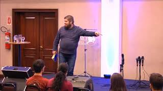 O Sermão do Monte - Mateus 5.1-12 | João Paulo Gouvea | IBNU