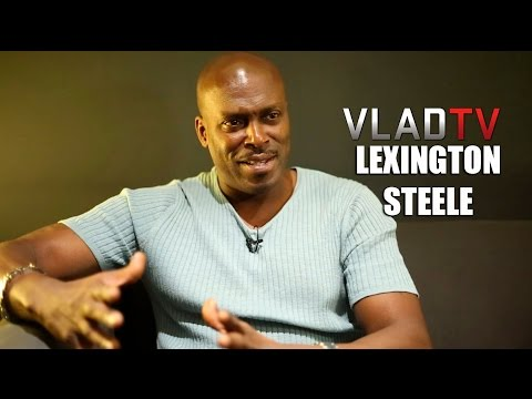 Lexington Steele Gives Advice to Women Afraid to Try