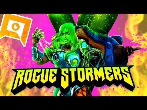 Rogue Stormers - WHAT A FAIL... |