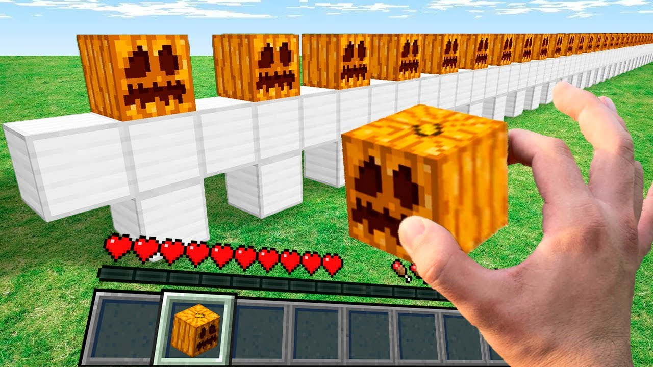Minecraft RTX in Real Life POV 創世神第一人稱真人版 Realistic Minecraft meme vs Real Life Texture Pack