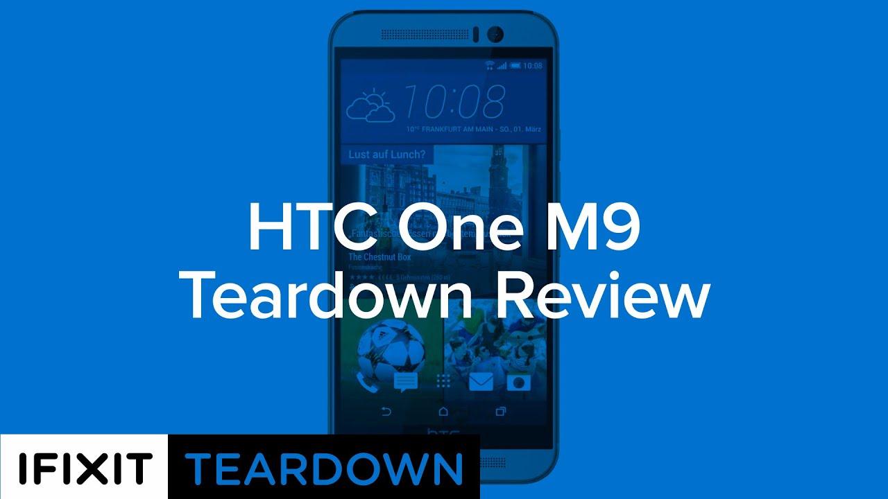 HTC One M9 Teardown - iFixit