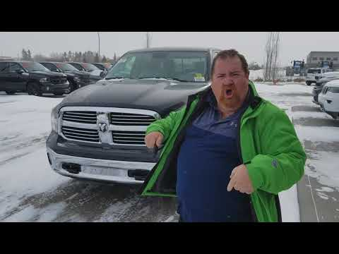 Brand New 2017 Ram 1500HFE EcoDiesel is Here at Mountain View Dodge!