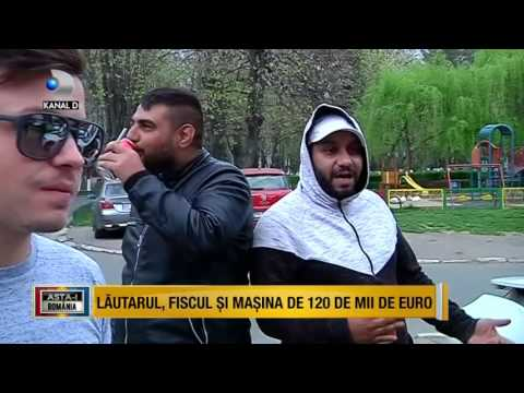 Asta-i Romania (22.04.2017) - Lautarul, fiscul si masina de 120.000 de euro