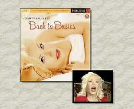Christina Aguilera - Album talk