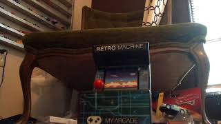 My arcade review!