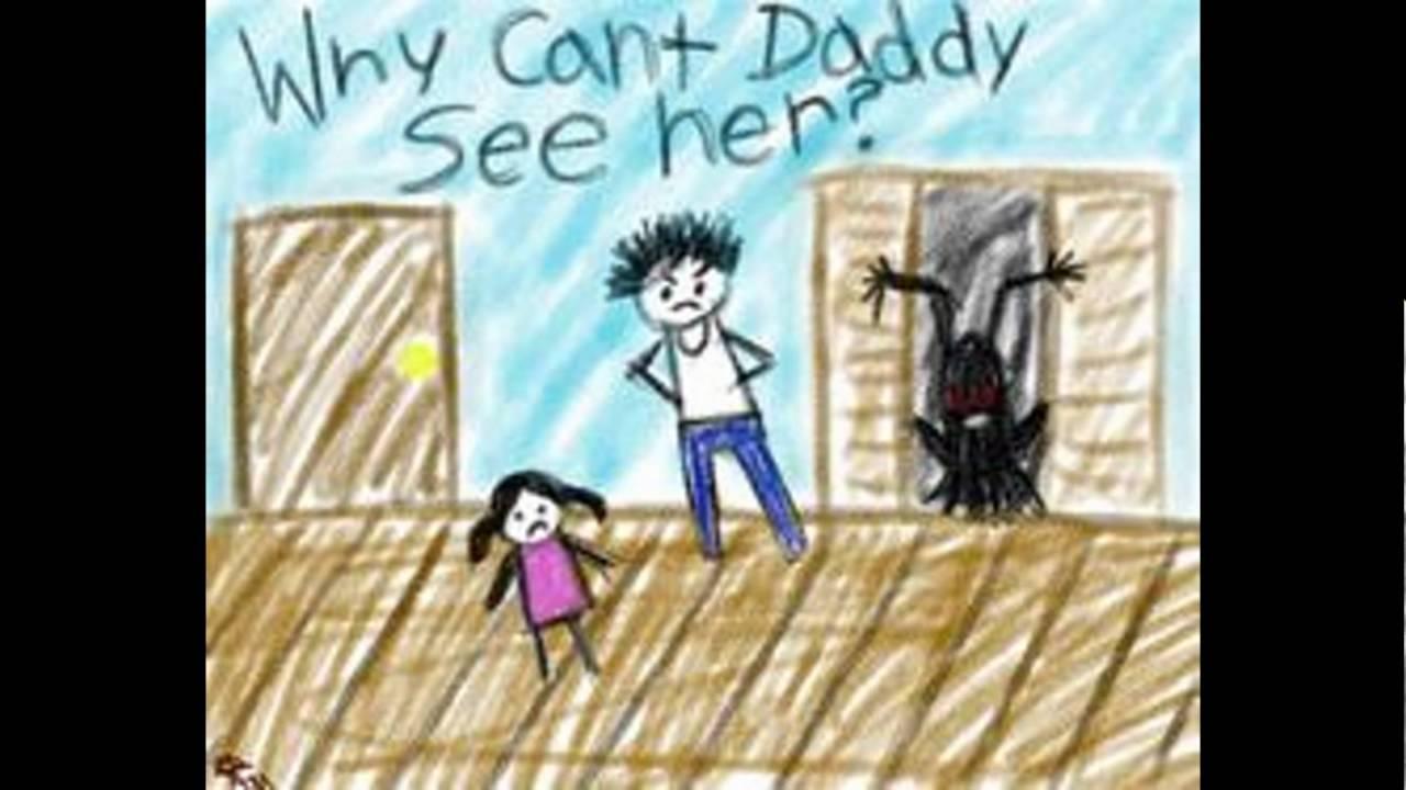Scariest Kid Drawings