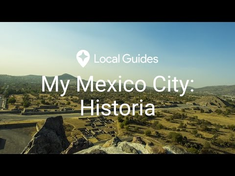 Discover the Complex History of Mexico City - My Mexico City, Episode 6 (4K)