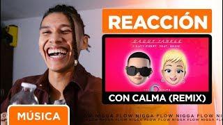 💥 [REACCIÓN] Con Calma Remix - Daddy Yankee + Katy Perry feat. Snow (Official Lyric Video)