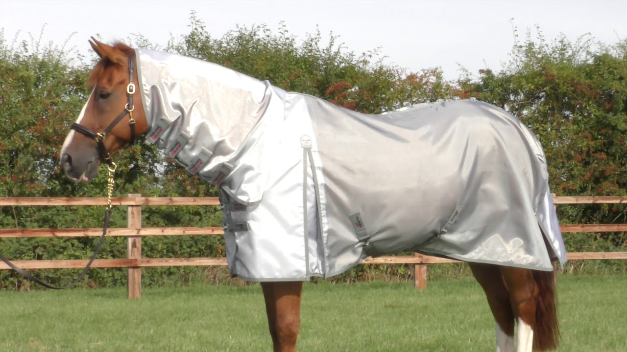 Super Lite Fly Rug With Surcingles 108